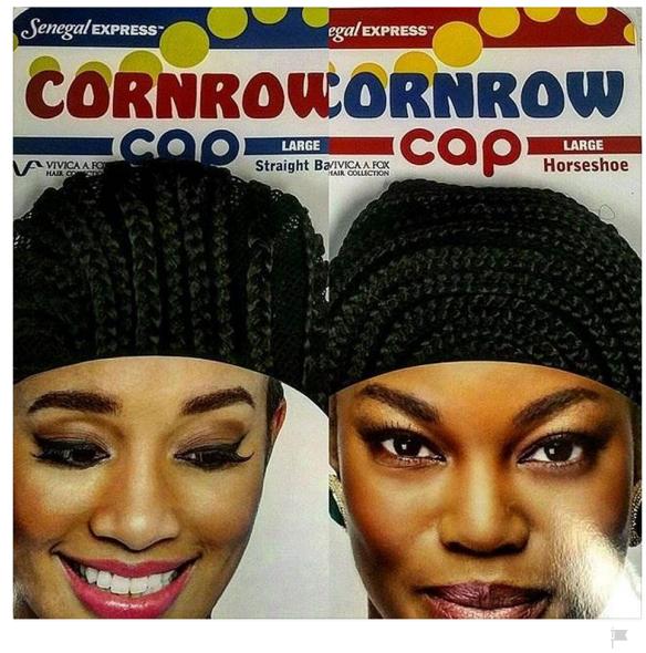 Cornrow Cap Vivica Fox Hair