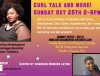 Curl Talk and More Event