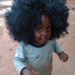 Look at This African Princess' Hair!