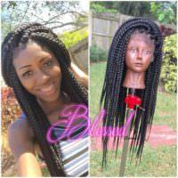 Braided Wig Shared By saraimommy