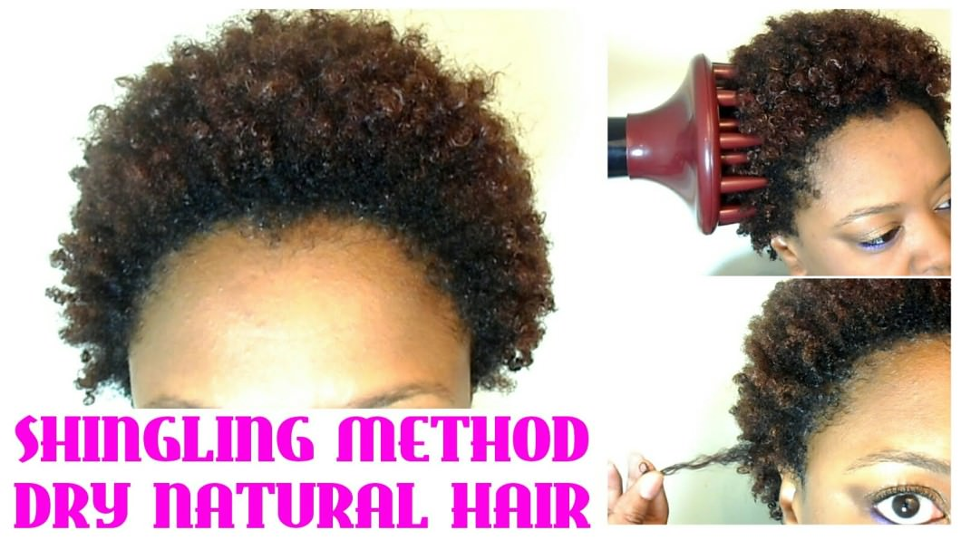 How To Wash Natural Hair Without Water