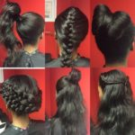 This sew-in is truly versatile