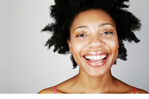 natural hair women