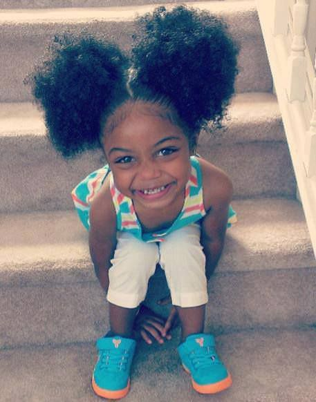 17 Little Girls With The Cutest Pigtails Ever Gallery