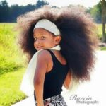 A Healthy Dose of Confidence Goes With That Big Beautiful Hair