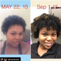 Fantastic Progress @afrosnkurls
