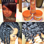 The Shine On That Twist Out Tho @officialcorporatechic