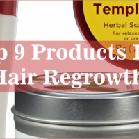 Our Top 9 Products For Regrowing Your Edges And Nape