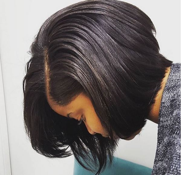 ways to style black hair 8 ways to wear your bob hairstyle for a variety 6278
