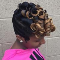 Them Curls Tho' @saloncristol