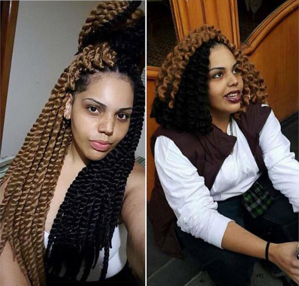 Remarkable 11 Protective Hairstyles Perfect For This Winter Short Hairstyles For Black Women Fulllsitofus