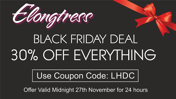 Elongtress BLACK FRIDAY