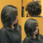 Yes Straight Is a Natural Hairstyle Too