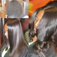 Straight Haired Naturals Can Retain More Length With The Right Regimen