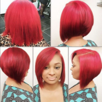 Redhead; Certified Fiesty  @hairbylatise