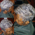 Mature Hairlista; How Grey Should Be Done @vipashanti