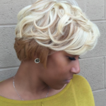 Short Layered Bob @salonchristol