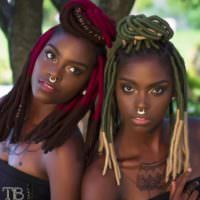Faux Locs X Twins