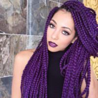 Her Box Braids Are Gorgeous