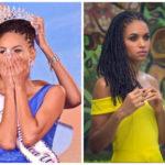 Jamaica's Sanneta Myrie Is Only The Second Miss World Contestant Who Wears Dreadlocks
