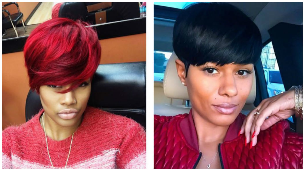 8 Women Rocking Customized Mushroom Or Bowl Cuts Including A Tutorial Black Hair Information