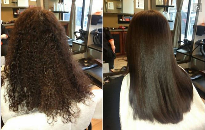 Can I Do A Keratin Treatment On Relaxed Hair Hairsstyles Co