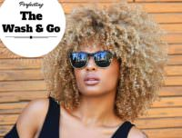 Everything You Need To Know About Making The Wash And Go Your Signature Style