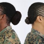 The U.S. Marine Corps Has Approved Lock And Twist Hairstyles In Uniform