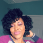 Bantu Knot/Twist Out @kinkycurlygirly
