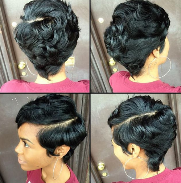 Awesome Urban Short Hairstyles Contemporary - Styles & Ideas 2018 ...