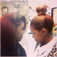 Custom Sew-in and Color