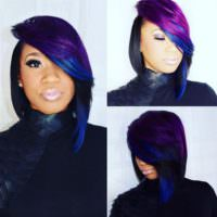 Bold! By @thehairicon