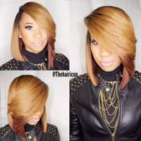 This Color Combination Is Cute @thehairicon