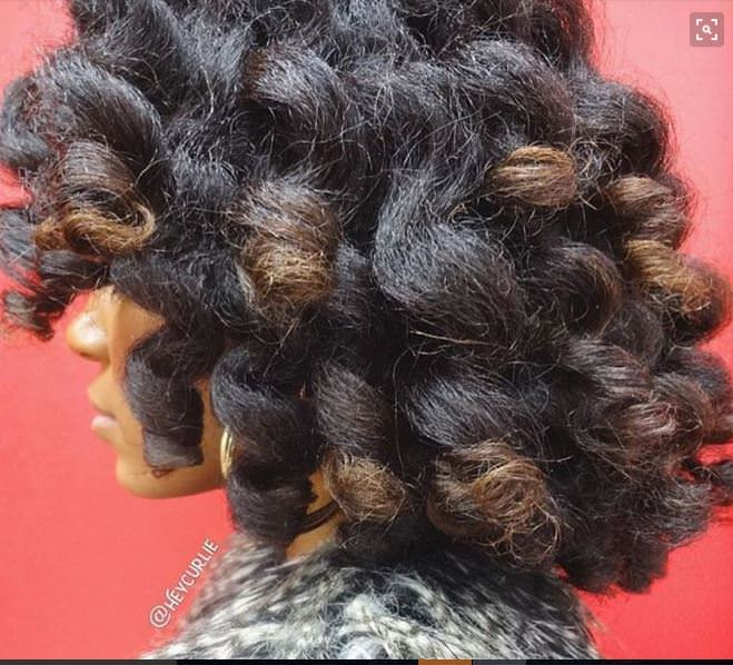 5 ways to style your hair after getting a fresh blow out black one fandeluxe Epub