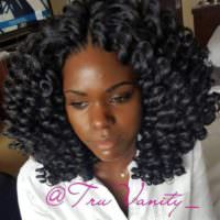 This Crochet Style Is On Point @truvanity_
