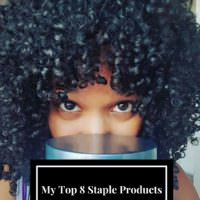 My Top 8 Natural Hair Products That I Plan To Keep Around Year After Year