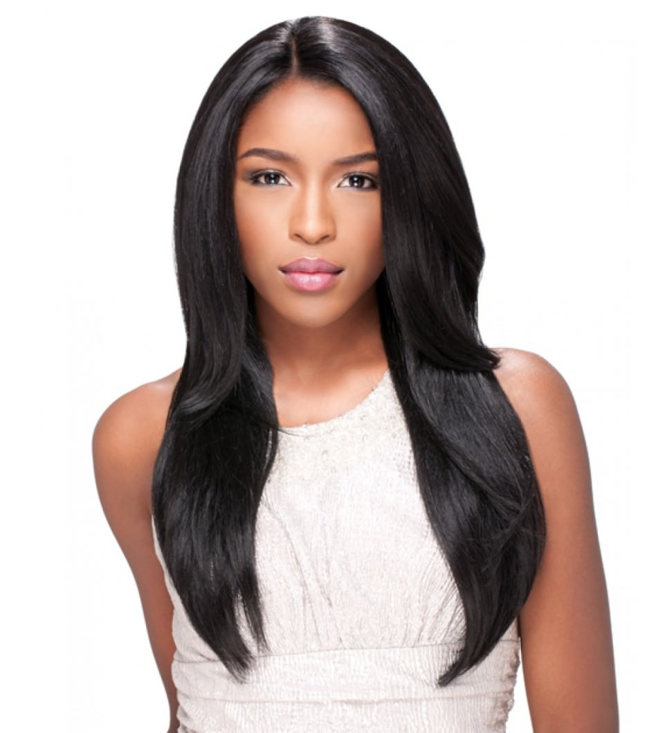 Virgin Brazilian Remy Human Weave Hair Extensions Natural Straight