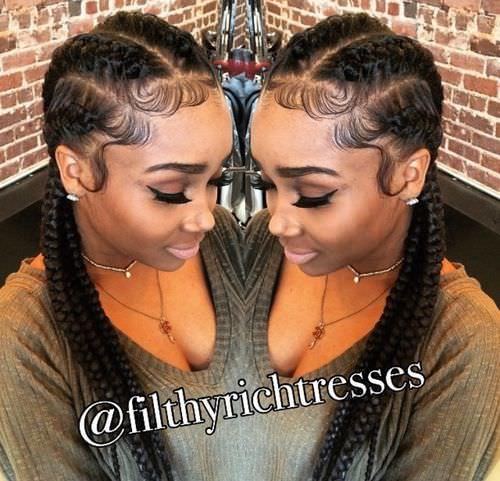 Glam Filthyrichtresses Black Hair Information