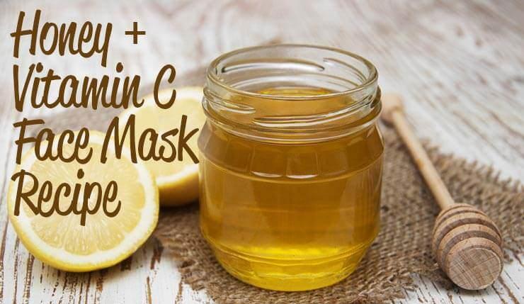 honey and vitamin c