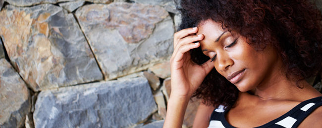 My Anxiety Disorder Ruined My Natural Hair Journey