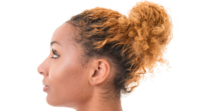 How To Regrow Edges On Natural Hair