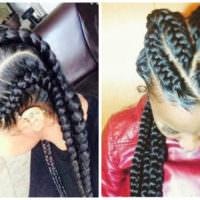 Jumbo Cornrow Braids Are A Thing – Check Out 12 Women Rocking Out To This Traditional Style
