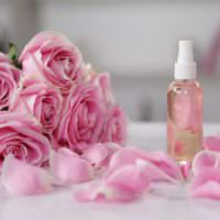 You Should Incorporate Rose Water Into Your Hair Regimen Now