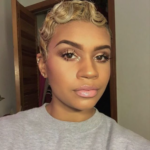 Wavy Blondie @shaianahenderson