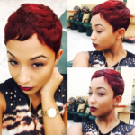 Love Her Red! styled by @salonchristol