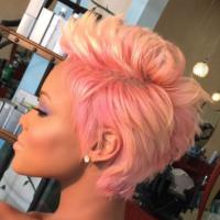 Wild Pink! via @salonchristol