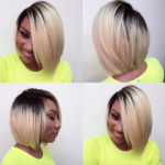 Blonde! styled by @hairbylatise