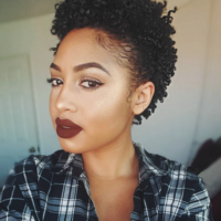 Love Her Tapered Fro @kaaiit_thegreat