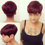 Flawless Cut & Color via @hairbylatise