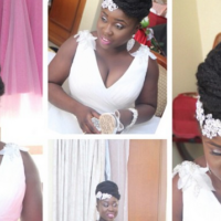 10 Natural Hair Bridal Styles We Are Absolutely Loving